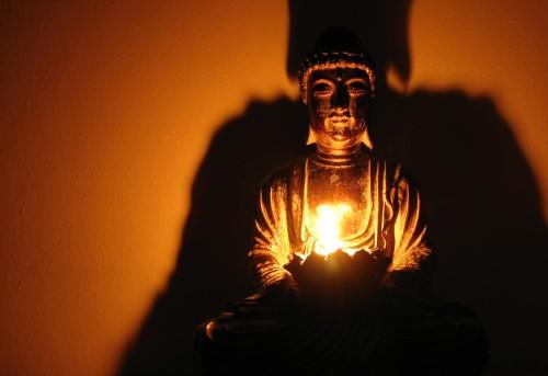 buddhacandle